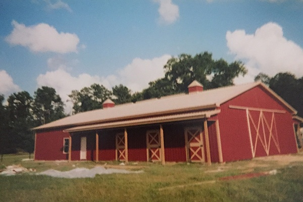 About Our Pole Barns Rob Bilt